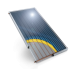 Плосък селективен слънчев колектор - 1.5 m²