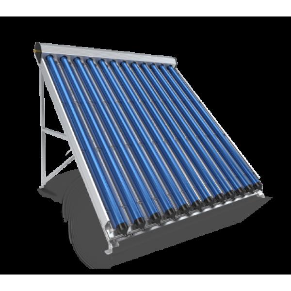 Вакуумно-тръбен слънчев колектор с 16бр. тръби