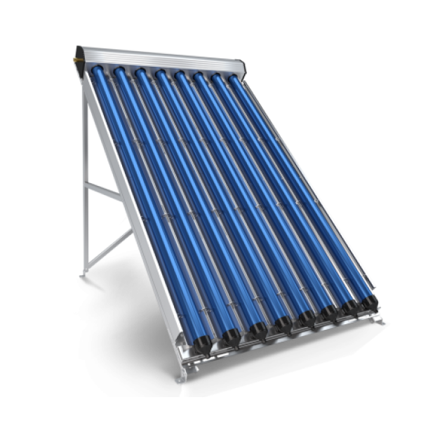 Вакуумно-тръбен слънчев колектор с 8бр. тръби