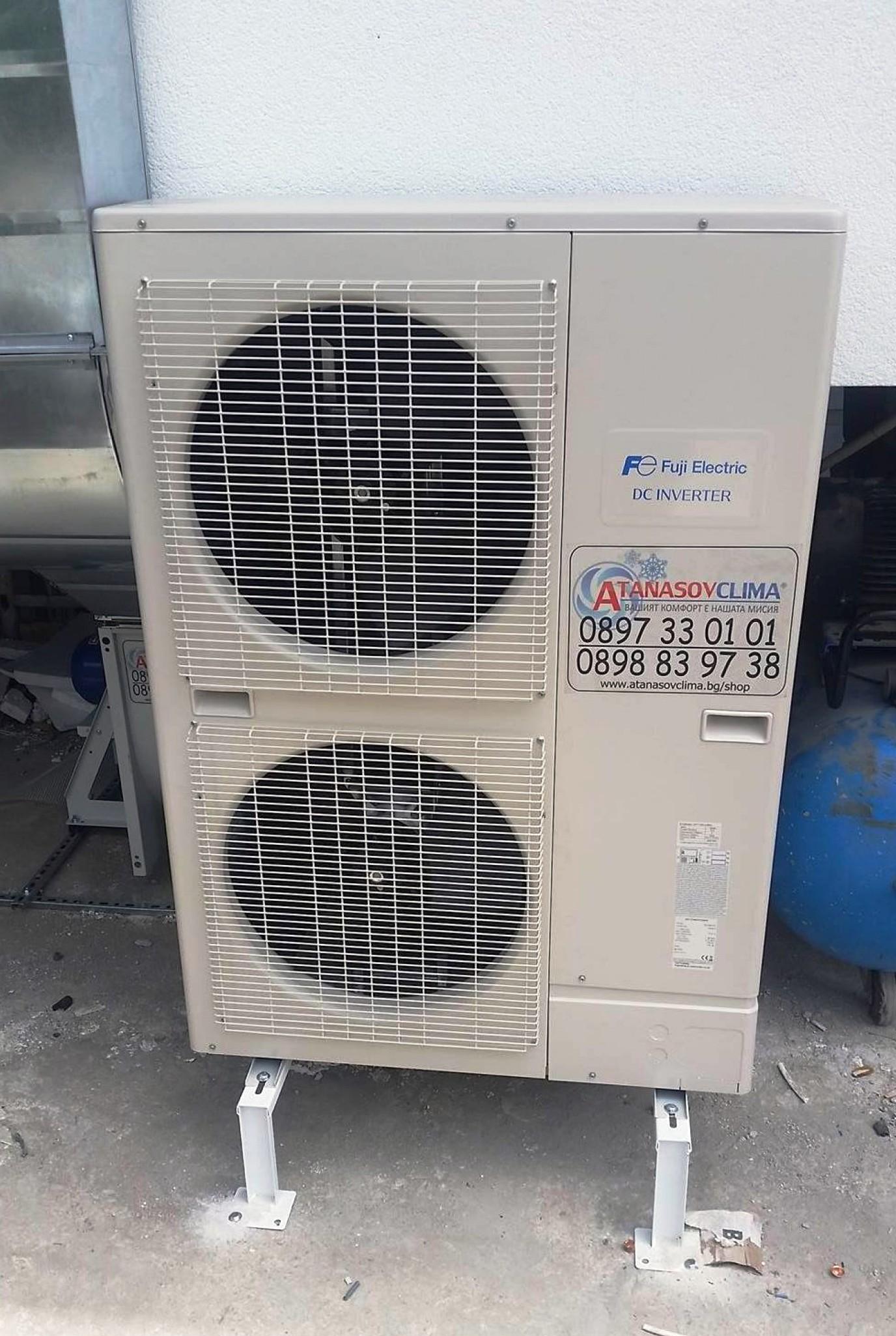 Система за вентилация - канална машина