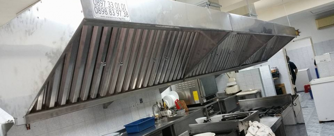 Реконструкция – Кухненска вентилация