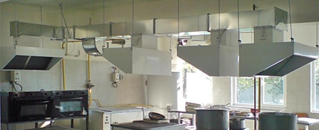 Кухненски смукатели (чадъри), ширм, асорбатор за кухня